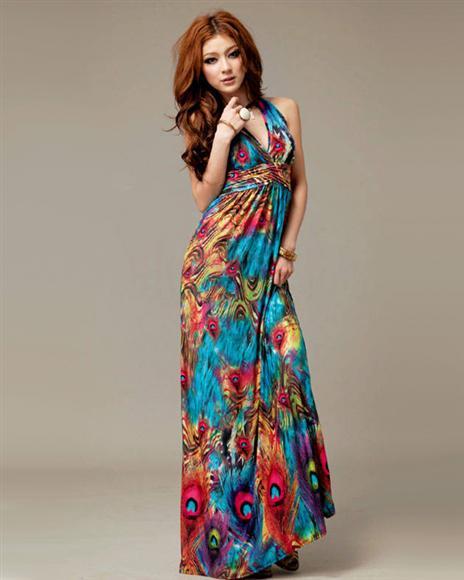 Название: dress-bohemian-exotic-v-neck-halter-female-4120338-Gallay.jpg Просмотров: 409  Размер: 28.9 Кб